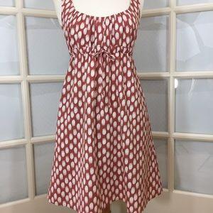 Patagonia Hemp / Organic Cotton Empire Waist Dress